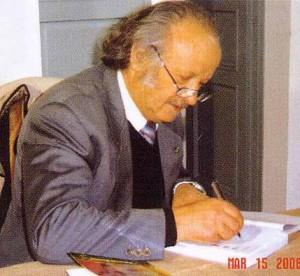 Sutrio: omaggio (poetico) al Maestro Domenico Molfetta