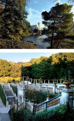parco del castello di Miramare Trieste (Ts)