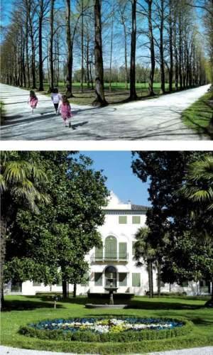 parco villa Varda Brugnera (Pn)