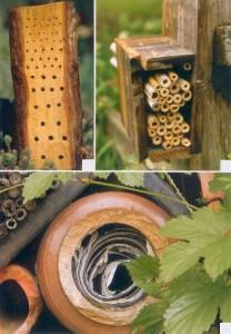 altri ripari per insetti