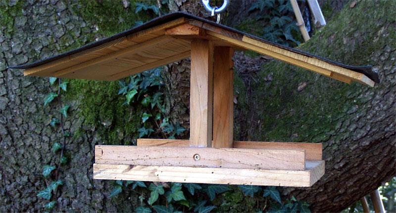 "Bien-aimé Casette rifugio, mangiatoie e sagome in legno per ""abbellire"" i  AF59"