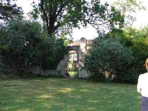 il giardino Asquini