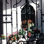 ingresso al giardino