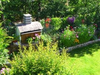 Il giardino di Arianna e Franco