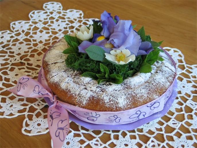 torta alla menta