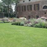 giardino di erbacee