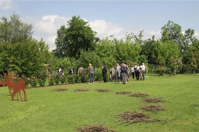 Giardini aperti FVG 2014, giornata conclusiva con sole pieno e ...